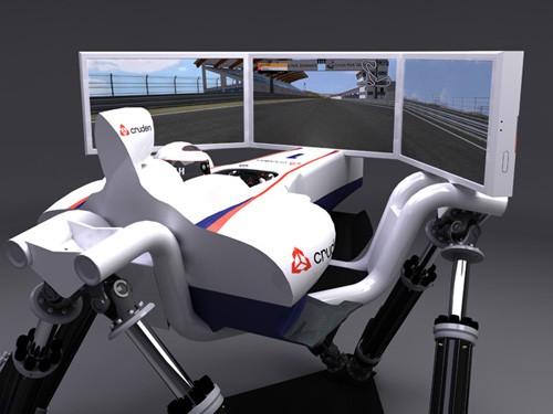 simulator, simulatoren, polyester bouw