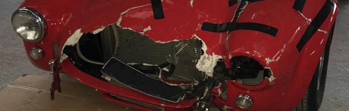 polyester auto reparatie