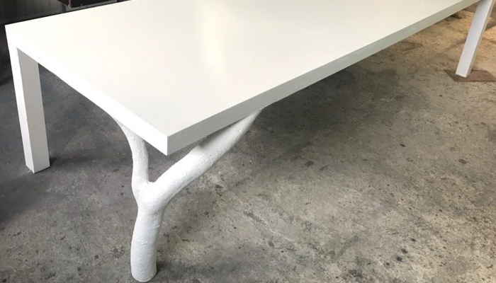 Boom-tafel-kolenik-polyester