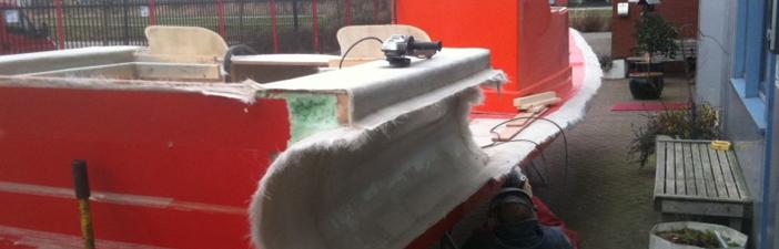 polyester-boot-bouwen